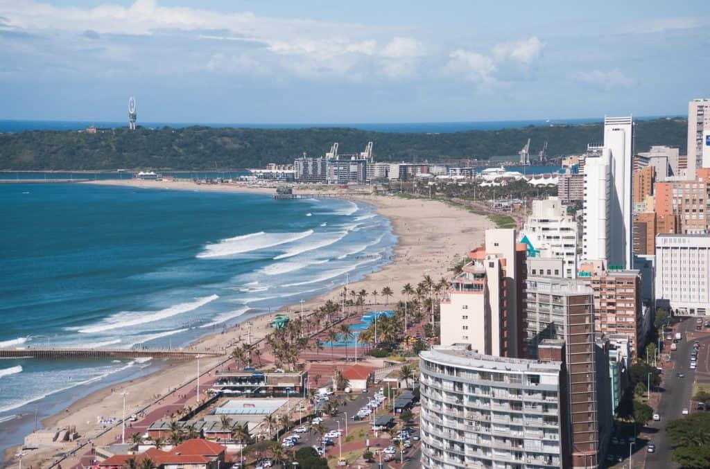 Best Attractions To See In South Africa   Durban Beaches   Discover South Africa